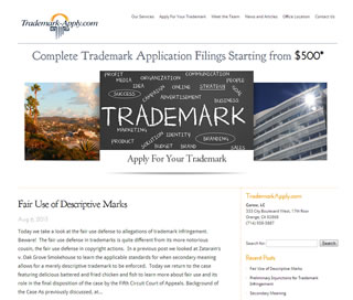 TradeMarkApply.com